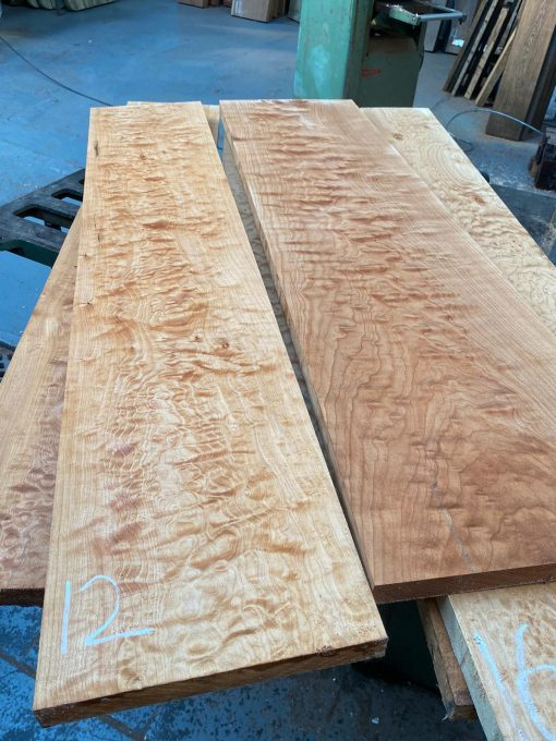Quilted Maple 1150x280x24 mm