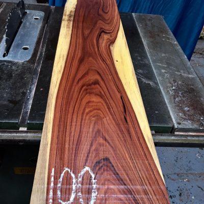 Bolivian Rosewood 1325x230x23-25 mm