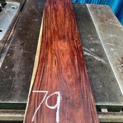 Bolivian Rosewood 910x150x23-25 mm