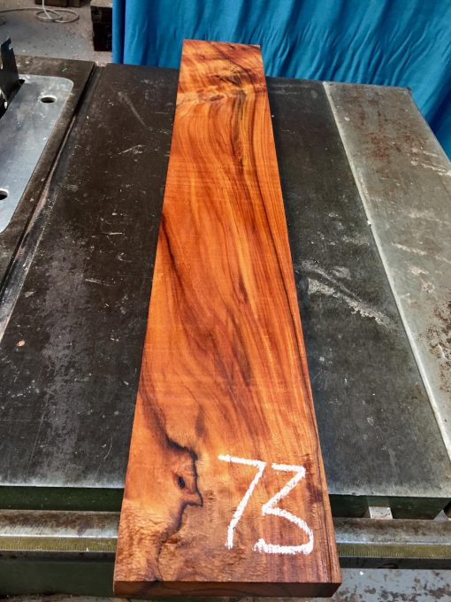 Bolivian Rosewood 825x130x23-25 mm
