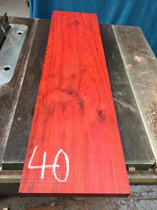 Chakte Kok (redheart) 815x210x(24-27mm)
