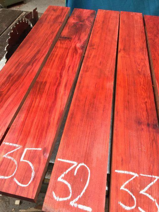 Chakte Kok (redheart) 880x100x(24-27 mm)
