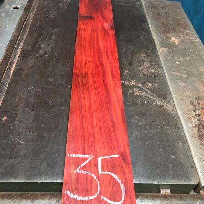 Chakte Kok (redheart) 815x100x(24-27 mm)