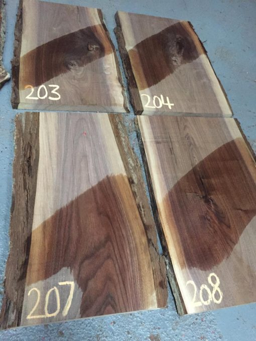 American Walnut 560x350x(22-25mm)