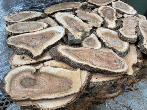 Olivewood Slices MEDIUM 14-18 inch long