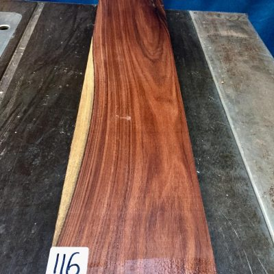 Bolivian Rosewood 840x150x(23-25mm)