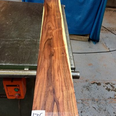 Bolivian Rosewood 1285x125x(23-25mm)