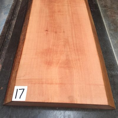 Pearwood 510x250x25-30mm