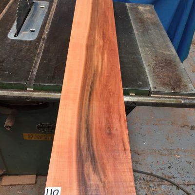 Pearwood 915x90x28-32 mm