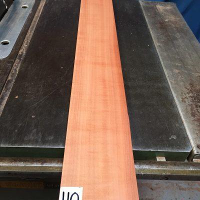 Pearwood 970x110x28-32 mm