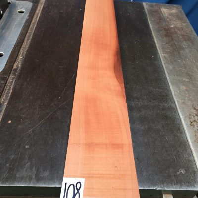 Pearwood 915x90x28-32 mm