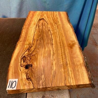 Mediterranean Olivewood Board 545x280x28-32 mm