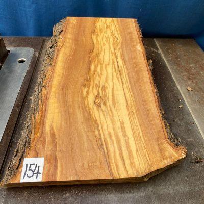 Mediterranean Olivewood Board 400x235x28-32 mm