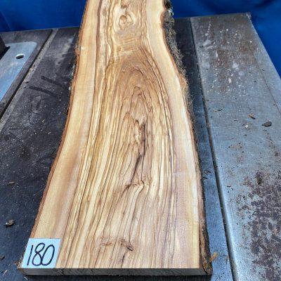 Mediterranean Olivewood Board 570x190x30 mm