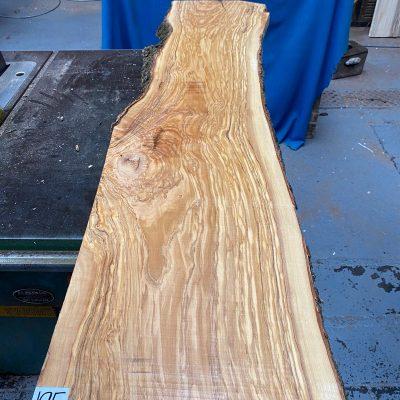 Mediterranean Olivewood Board 1270x310x29 mm