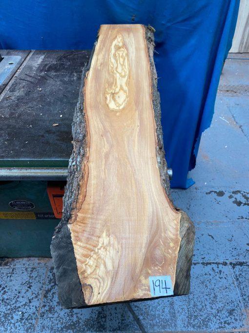 Mediterranean Olivewood Board 1000x230x27 mm