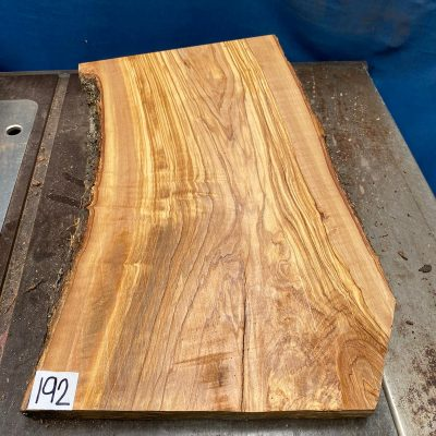 Mediterranean Olivewood Board 480x290x30 mm