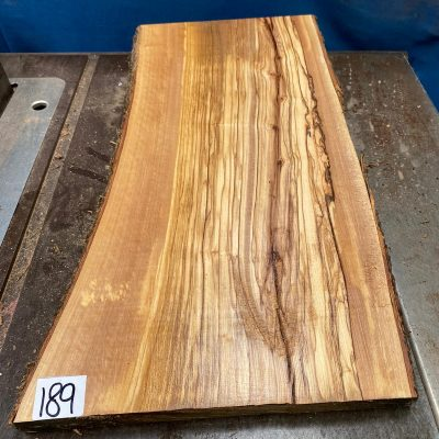 Mediterranean Olivewood Board 490x270x29 mm
