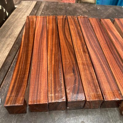 Bolivian Rosewood 30x30x305 mm