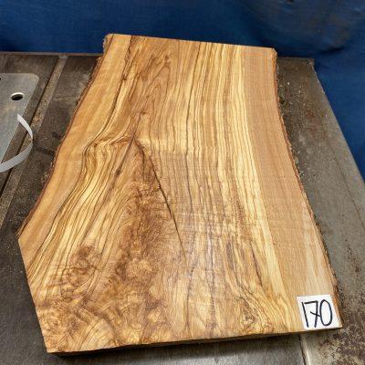 Mediterranean Olivewood Board 440x310x29mm
