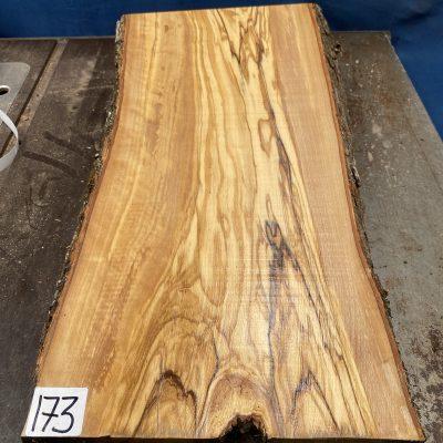 Mediterranean Olivewood Board 470x250x30 mm