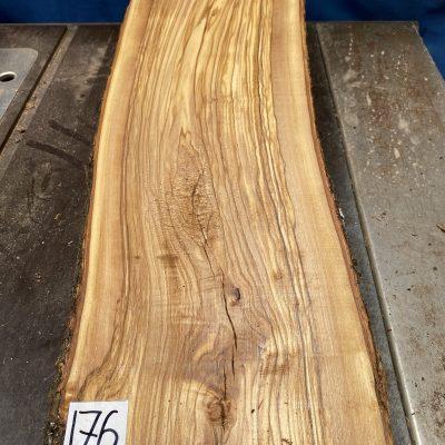 Mediterranean Olivewood Board 510x200x27 mm