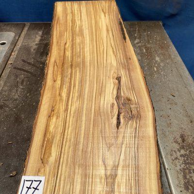 Mediterranean Olivewood Board 570x220x28 mm
