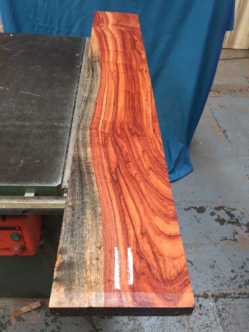 Namibian Rosewood 1100x150-160x25-30 mm