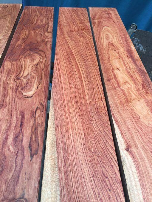 Namibian Rosewood Lumber