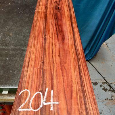 Bolivian Rosewood 920x210x28 mm