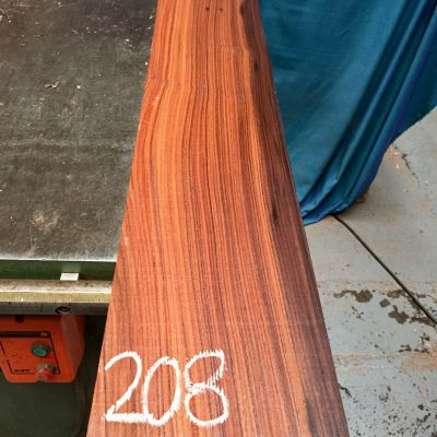 Bolivian Rosewood 1105x170x28 mm