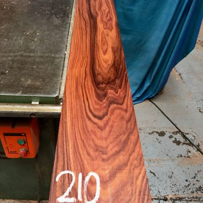 Bolivian Rosewood 1270x150x24 mm