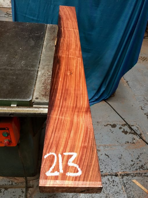 Bolivian Rosewood 1300x115x28 mm