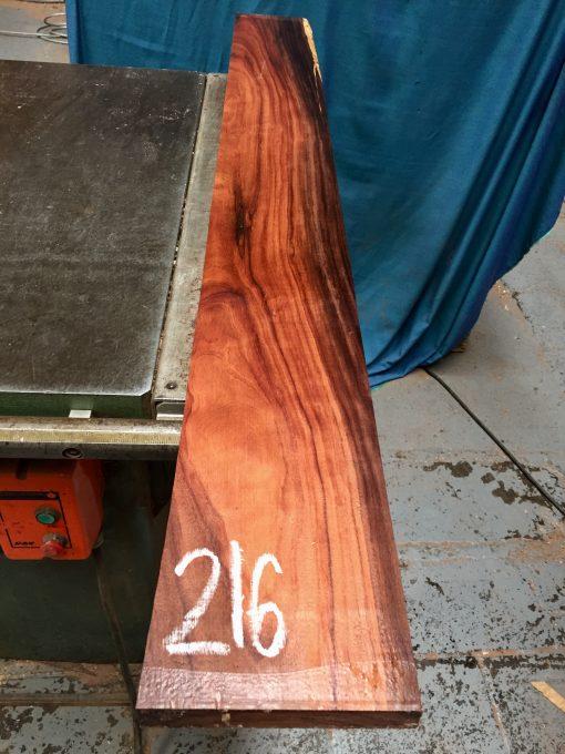 Bolivian Rosewood 1170x135x25 mm
