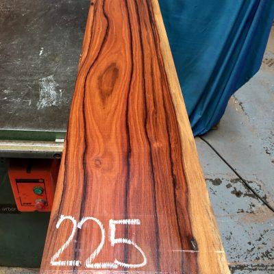 Bolivian Rosewood 1340x230x25 mm
