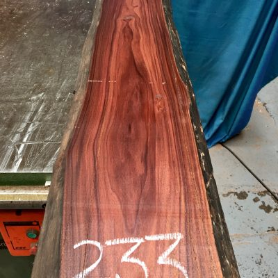 Bolivian Rosewood 1090x225x25 mm