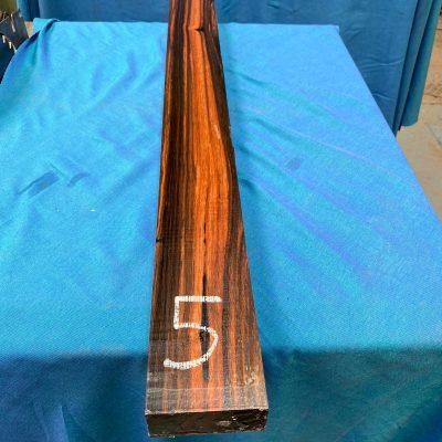 Macassar Ebony 990x90x43 mm