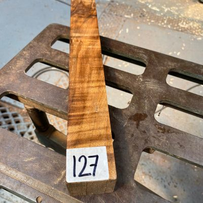 Turkish Walnut (B Grade) 40x40x310 mm
