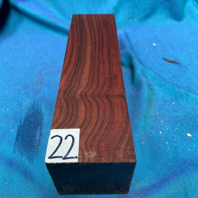 Indian Rosewood 3x3x12 inches