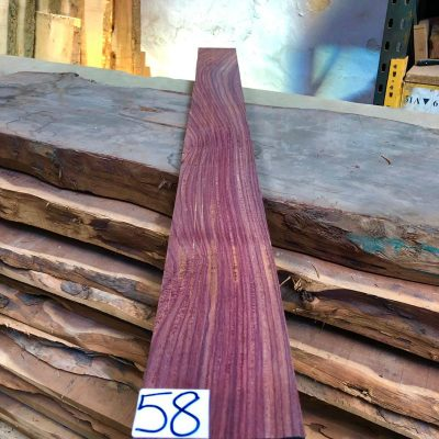 Indian Rosewood 1125x95x50mm