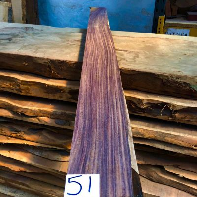 Indian Rosewood 1350x105x50mm