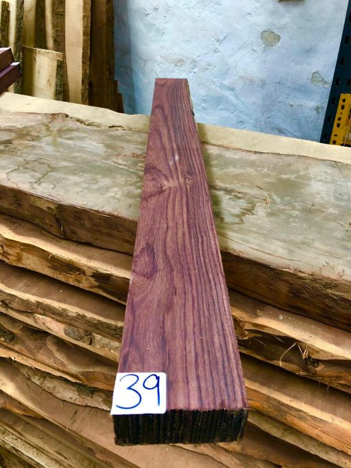 Indian Rosewood 1110x105x50mm