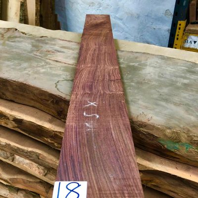 Indian Rosewood 1090x125x25mm