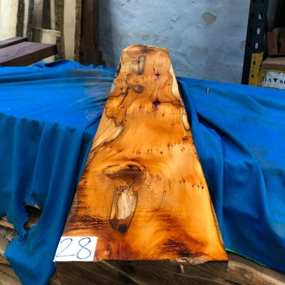 Yew 44x7.5x2 inches