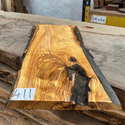 Mediterranean Olivewood Board 520x260x30 mm