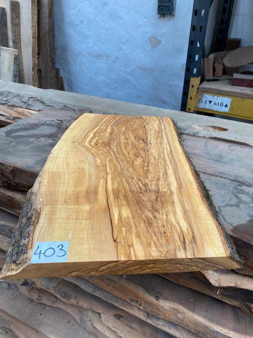 Mediterranean Olivewood Board 535x330x30 mm