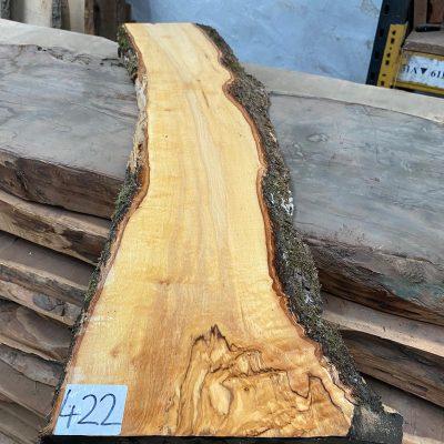 Mediterranean Olivewood Board 1000x215x30 mm