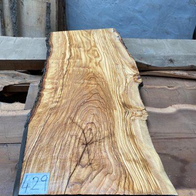 Mediterranean Olivewood Board 660x275x30 mm