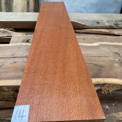 Leopardwood 1000x180x25mm