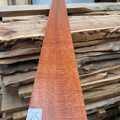 Leopardwood 1990x130x25mm